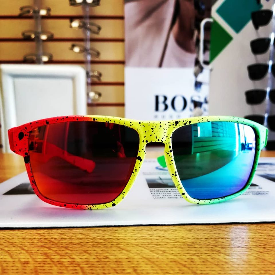 Bob Marley Coloured Sunglasses