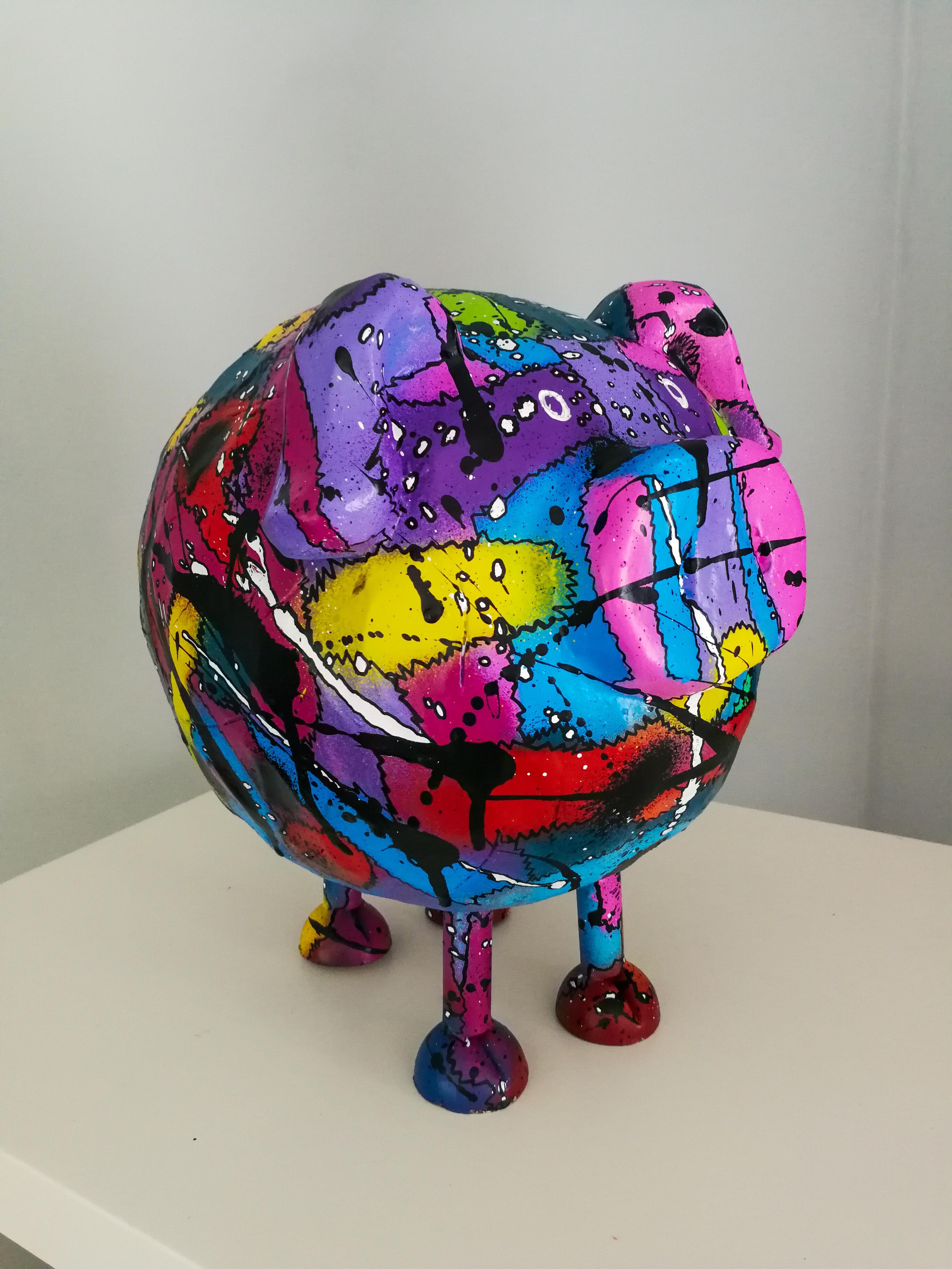 """""""SMOBLES"""" Sculpture Number 02"""