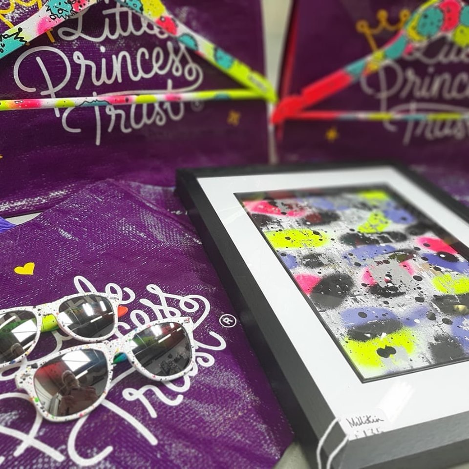 Little Princess Trust Raffle Prizes