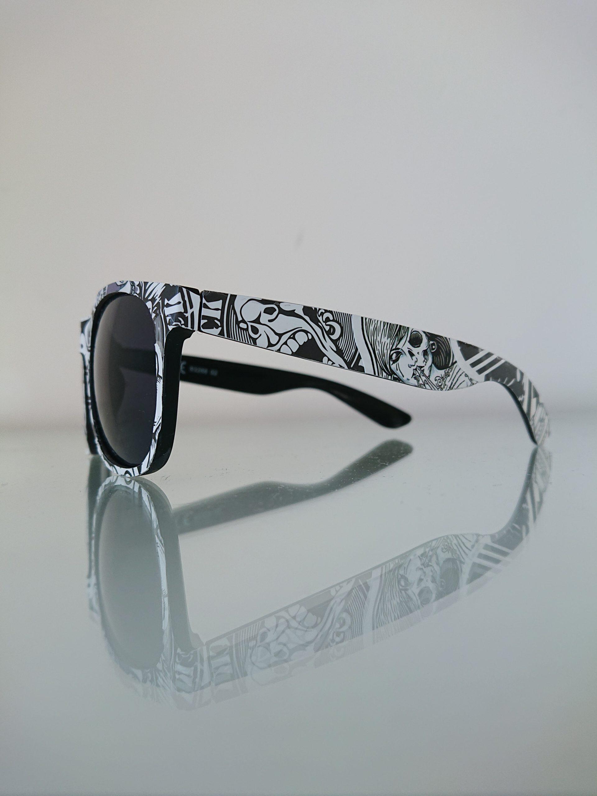 Original Sunglasses – Sticker Bombing