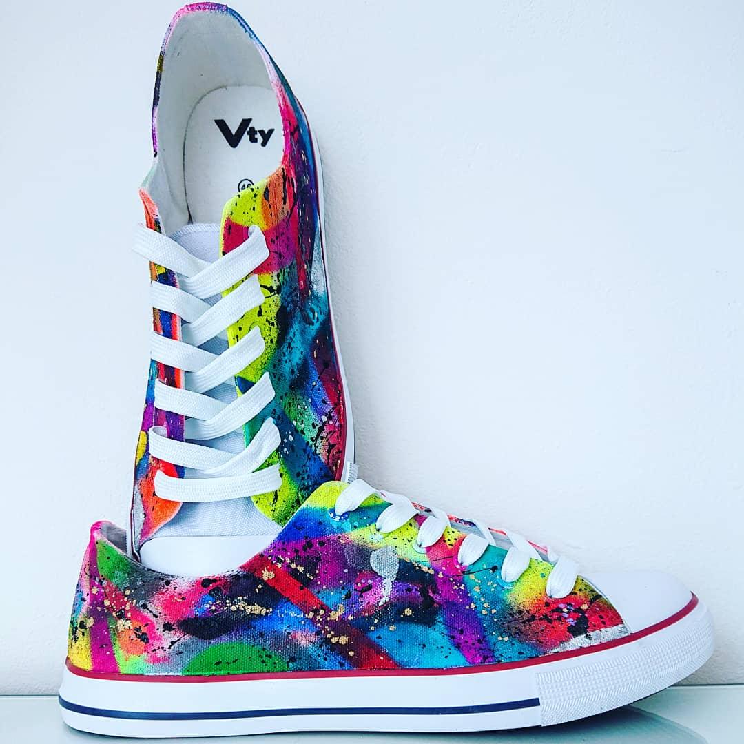 DEICHMANN Vty (VICTORY) Van Style Trainers