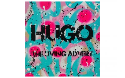 THE LIVING ADVERT – Canvas For Instagrams @hugomacqueenie